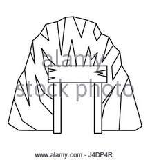 miner icon outline style stock vector art u0026 illustration vector