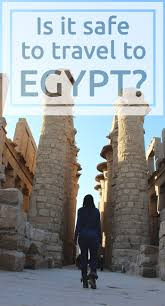 Is it safe to travel to egypt packing my suitcase