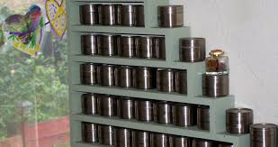 Revolving Spice Rack 20 Jars Cabinet B Ie Utf8node Awesome Spice Racks For Cabinets