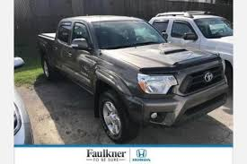 all toyota tacoma models used toyota tacoma for sale special offers edmunds