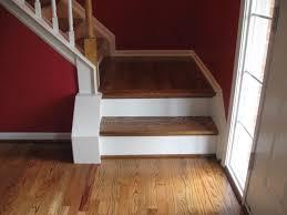 Installing Hardwood Flooring On Stairs Frank Vandeputte Photos Real Wood Stairs