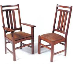 Cherry Dining Chair Prairie Mission Dining Chair From Dutchcrafters Amish Furniture