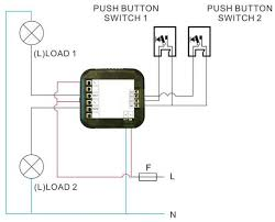 dhs z wave in wall double switch