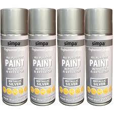 all purpose spray paint metallic effect interior u0026 exterior metal