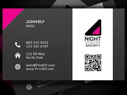 color business card printing for your corporate image