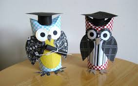 make a graduation owl gift card with a toilet paper tube youtube