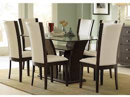 Leather Parson Dining Chairs Parsons Leather Chair