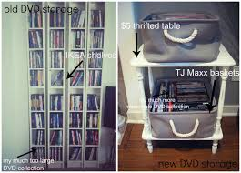surprising diy dvd storage shelves pictures decoration inspiration