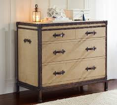 redford trunk dresser pottery barn