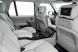 White Range Rover With Red Interior 2015 Cadillac Escalade Vs 2015 Range Rover Which Is Better