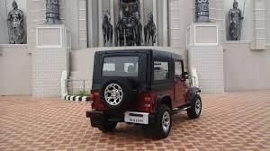 mahindra jeep thar 2016 mahindra thar hardtop mahindra thar u0026 bolero customization
