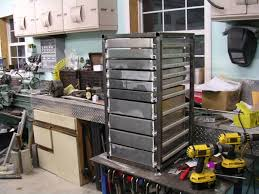 Tool Box Top Hutch Anyone Ever Fabricate Their Own Roll Cab