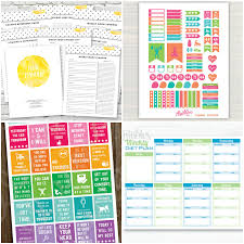 Smart Goals Worksheet For Kids Printable Health And Fitness Planners And Printable Planner