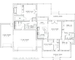 homes floor plans home house plans four bedroom craftsman plan small brick home house
