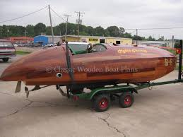 Wooden Speed Boat Plans For Free by Classic Wooden Boat Plans Flyer 15