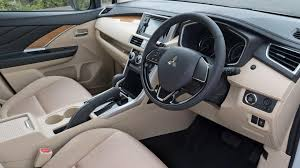 mitsubishi crossover interior mitsubishi expander name no show as next gen mpv is revealed