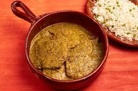 cuisine salsa pork chops in salsa verde recipe