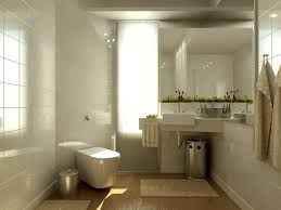 decoration ideas cozy small bathroom with corner soaking bathtub