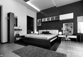 Black Bedroom Furniture Design Ideas Black And Gray Decor Custom Home Design