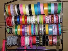 ribbon spools my frugal family ribbon storage