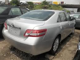 how much is toyota camry 2010 top grade tokunbo toyota camry 2010 model in badagry sell cars
