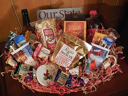 carolina gift baskets themed gift baskets greensboro nc 336 282 7949 baskets by lyn