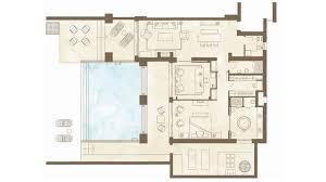 Infinity Condo Floor Plans Master Infinity Villas The Romanos A Luxury Collection Resort