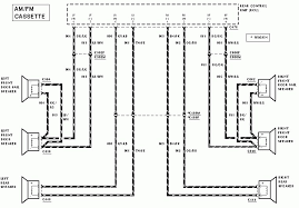 ford 00 traffic wiring diagram ford how to wiring diagrams