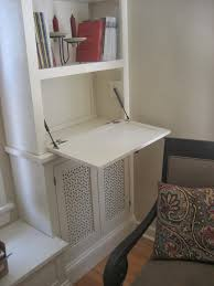 innovative secretary desk with hutch in spaces traditional with