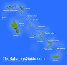 bahamas map top ten destinations 9 bahamas the country of 3 000 islands