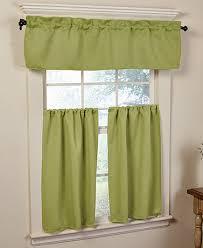 Blackout Kitchen Curtains 3 Pc Blackout Kitchen Curtains Ltd Commodities