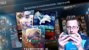 thanksgiving flash games madden mobile 17 thanksgiving ultimate feast update new