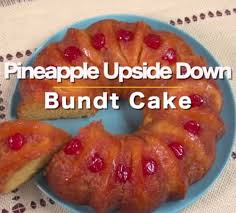 pineapple upside down bundt cake recipe u0026 video tiphero