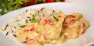 poivron cuisine poulet à la moutarde estragon et poivron doux du chili facile et