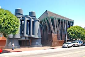 Frank Gehry by Mapped Every Building In Los Angeles Designed By Frank Gehry