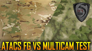 Color Blind Camouflage Test A Tacs Vs Multicam Vs Woodland Spartan117gw Youtube