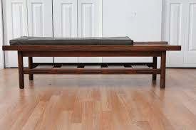 peabody for richardson nemschoff coffee table bench