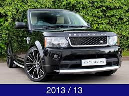 suv range rover used land rover range rover sport suv 3 0 sd v6 autobiography
