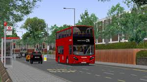 London Bus Map Omsi 2 London Buses Route 278 Then U0026 Now Pt1 Youtube