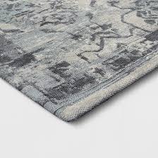 faded gray area rug threshold target