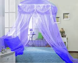 amazon com purple lilac four corner square princess bed canopy by