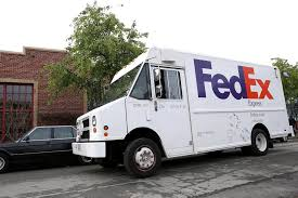 fedex let customers delivery time for a fee the boston globe