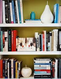Decorating Bookshelves Ideas by Tips For Arranging Organizing And Decorating Bookshelves Desks