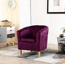 Armchairs Ebay Velvet Lounge Chair Armchairs Ebay