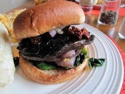 portobello mushroom burgers u2013 voila
