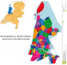 north holland province of the netherlands stock photo image