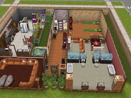 Sims Freeplay House Floor Plans 47 Best Sims Freeplay Images On Pinterest Sims House