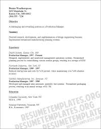 Career Objective Examples For Resume by Resume Objective Examples Product Manager