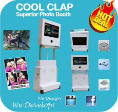 Photo Booth Machine Most Portable 3d Software Photo Booth Machine For Wedding Party
