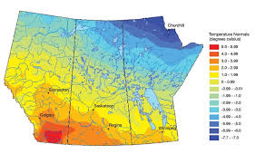Canadian Garden Zones - introduction prairies natural resources canada